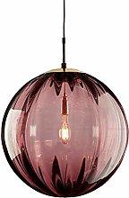 HJW Decorative Lights Chandelier Creative Glass
