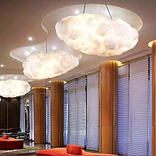 HJW Floating Cloud Droplight White Clouds Hanging