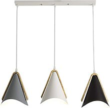 HJW Nordic Personality Creative 3 Heads Chandelier
