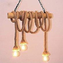 HJW Practical Lighting American Hemp Rope