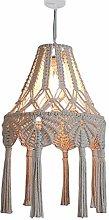 HJW Practical Lighting Hanging Light Tassel