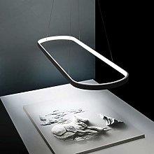 HJW Practical Lighting Led Modern Oval Pendant