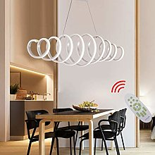 HJW Practical Lighting Led Pendant Light Modern