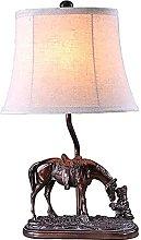 HJW Reading Night Light Desk Lamp Table Light