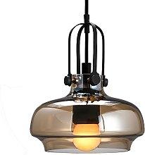 HJXDtech-Industrial Vintage Pendant Light DIY