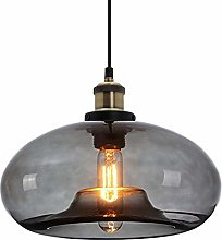 HJXDtech Industrial Vintage Pendant Light with