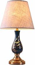 HJY Home Creativity Ceramic Small Table Lamp