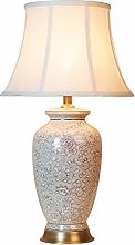 HJY Home Simplicity Ceramic Table Lamp Simple