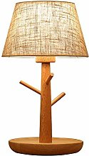 HJY Home Simplicity Table Lamp, Warm Linen