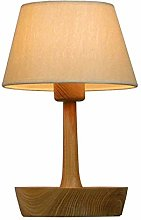 HJY Home Simplicity Table Lamp Wood Desk Lamps