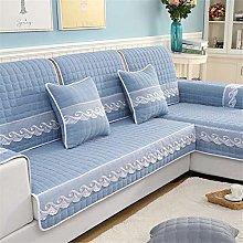 HKDD 1 Piece Set Cloth Non-slip Couch Cover