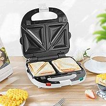 HKDJ-Waffle Maker And Sandwich Toaster - 2 Slice