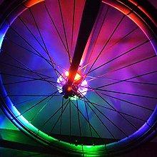 HKYMBM Bike Wheel Hub Lights, Wheel Lights for