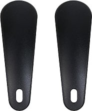 HLIANG Shoe Horn 2pcs Plastic Long Shoe Horn