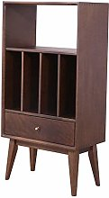 HLL Bookcases,Nordic Simple Solid Wood Small
