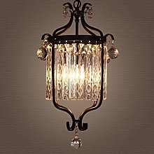 HLL Chandeliers,Crystal Chandeliers Retro