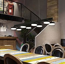 HLL Chandeliers,Led Chandelier Industrial Style
