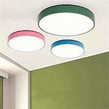 HLL Decorative Chandelier, Ceiling Lamp,Round Led