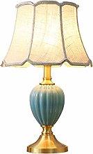 HLL Desk Lamp,Ceramic Creative Design Table Lamps