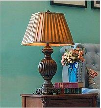 HLL Desk Lamp,Vintage Table Lamps Living Room
