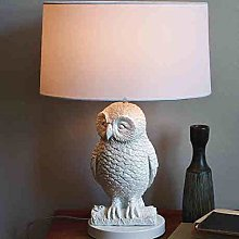 HLL Desk Lamps,Table Lamps, Personality Simple Owl