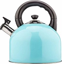 HLL Home Tea Kettle, Induction Kettle Whistling