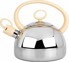 HLL Home Tea Kettle, Large Stainless Steel Whistle