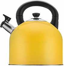 HLL Home Tea Kettle, Stainless Steel Whistle