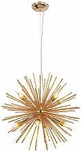 HLL Household Chandeliers,22Inch Firework Sputnik