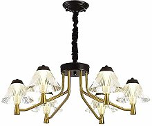 HLL Household Chandeliers,Acrylic Large Branch
