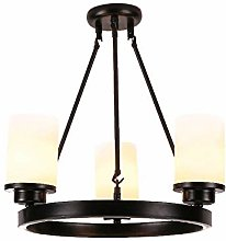 HLL Household Chandeliers,Farmhouse Vintage Candle