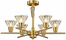 HLL Household Chandeliers,Mid Century Modern