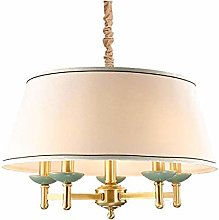 HLL Household Chandeliers,Modern Drum