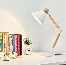 HLL Novelty Lamps,Simple Iron Desk Lamp with