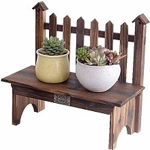 HLL Plant Stand,Wooden Desk Stand 1 Wood Fence 1