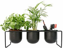 HLL Plant Stands,Wall-Mounted Flower Stand Plant