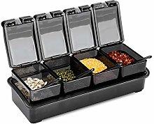 HLL Seasoning Box,Seasoning Dispenser,Storage