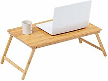 HLL Table,Foldable Coffee Table, Bamboo Rectangle