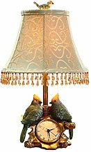 HLL Table Lamp,Living Room Decor Bedroom Desk