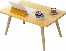 HLL Table,Rectangle Wooden Computer Desk Small