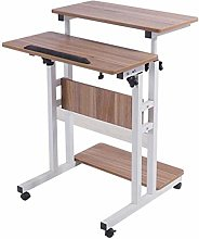 HLL Tables,Folding Table Desktop Standing Style
