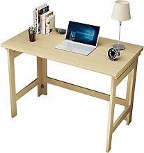 HLL Tables,Folding Table Household Solid Wood Desk