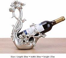 HLL Wine Rack Decoration European Fashion Creative