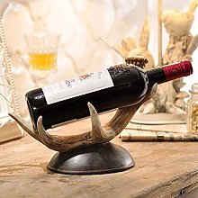 HLL Wine Racks,Resin Creative Modern Simple