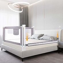 HLMIN Bed Rail For Toddler Child Safety Bed Guard,