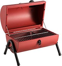 HLONGG Charcoal Grill Foldable Portable BBQ Grill