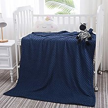 HLSUSAN Baby Blanket Soft Baby Breathable Newborn