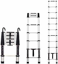 HLWJXS Ladder Aluminum Alloy Stretch Climb The