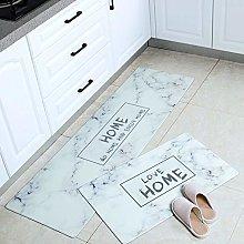 HLXX Modern Kitchen Carpets Water And Oil