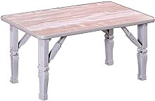 HLY Lazy Table,Small Coffee Table 60 * 40 * 30Cm